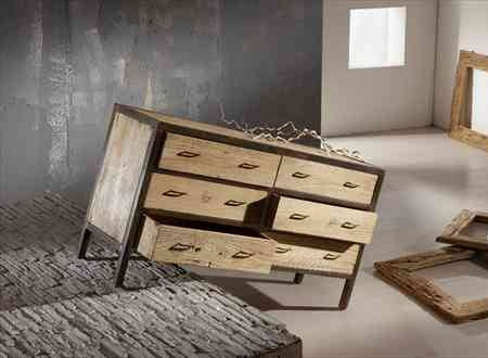 Dresser 7011 - Modern Furniture | Contemporary Furniture - italydesign