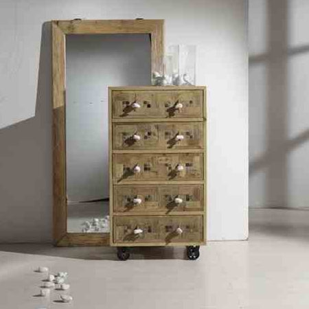 Chest of Drawers 7060 - Modern Furniture | Contemporary Furniture - italydesign