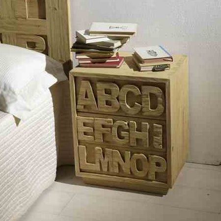 Nightstand 7062 - italydesign.com