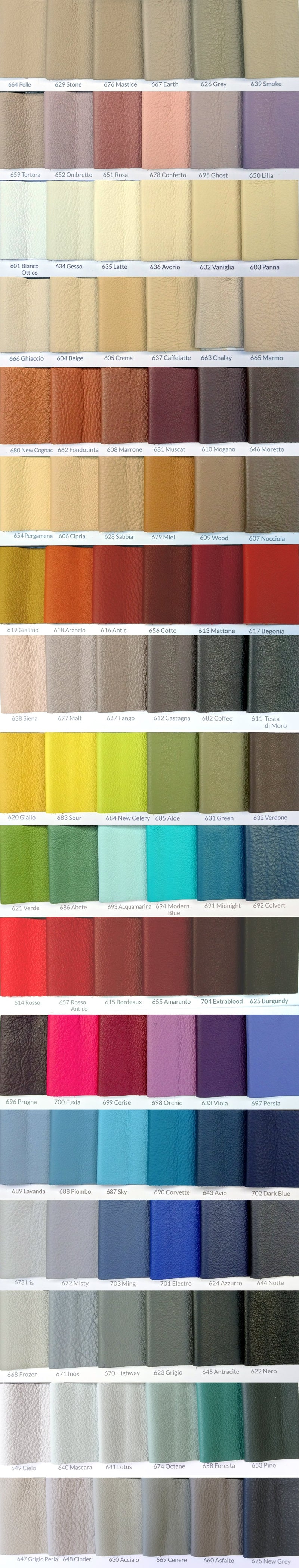 Comfort Side Chair color swatch