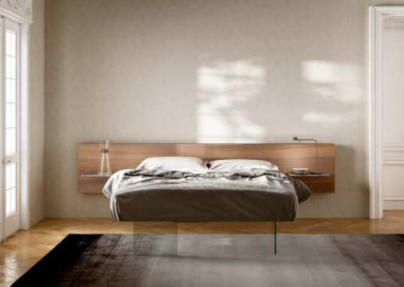 Lago bed made in Italy