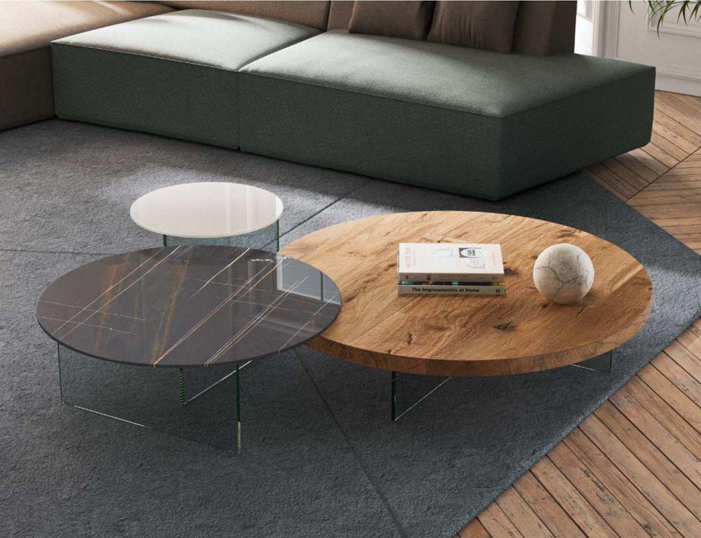Air Round Coffee Table -High end modern coffee tables by Lago