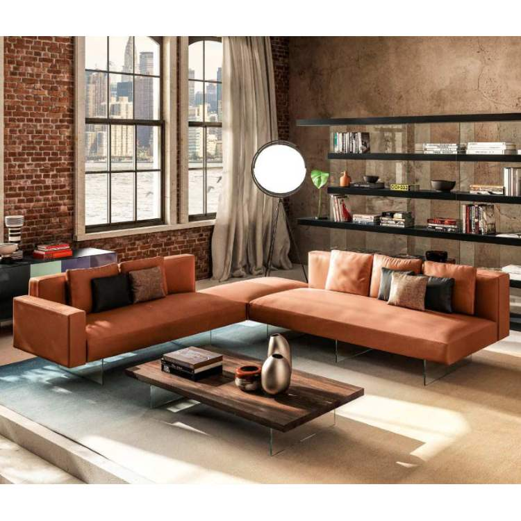Air Sofa 0817 - Panama Leather 5110