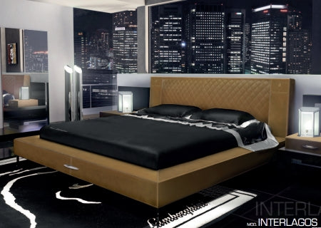 Interlagos Bed - italydesign.com