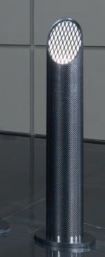 Pipe Tech Carbon Fiber Lamp 100 - italydesign.com
