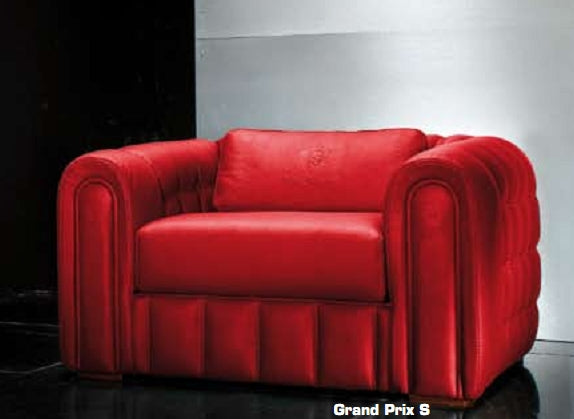 Tonino Lamborghini Casa Collection - Grand Prix S Chair - italydesign.com