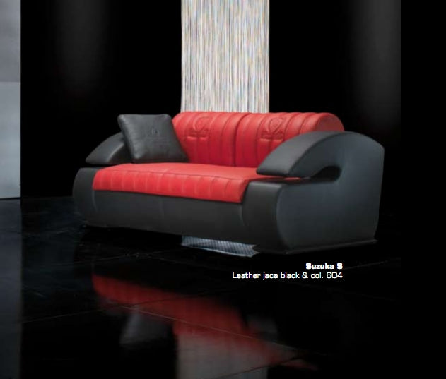 Tonino Lamborghini Casa Collection - Suzuka S 3-Seat Sofa - italydesign.com