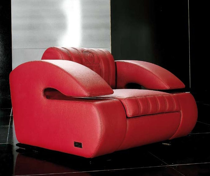 Tonino Lamborghini Casa Collection - Suzuka S Chair - italydesign.com