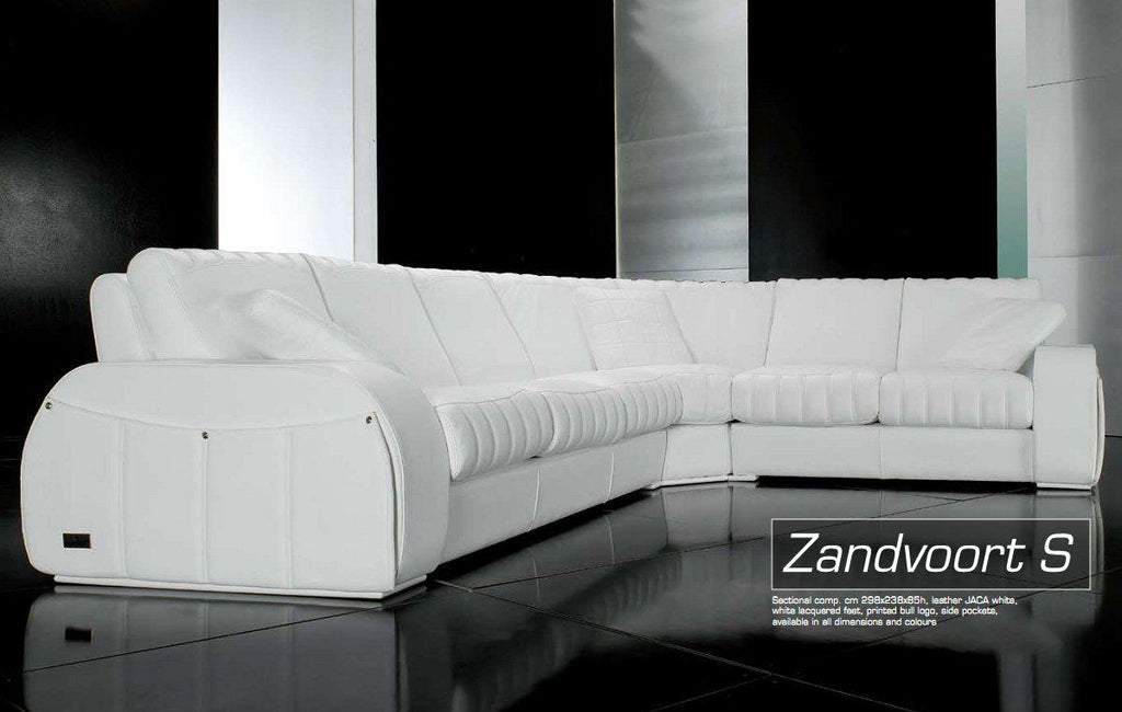 Tonino Lamborghini Casa Collection - Zandvoort S Sectional Sofa - italydesign.com