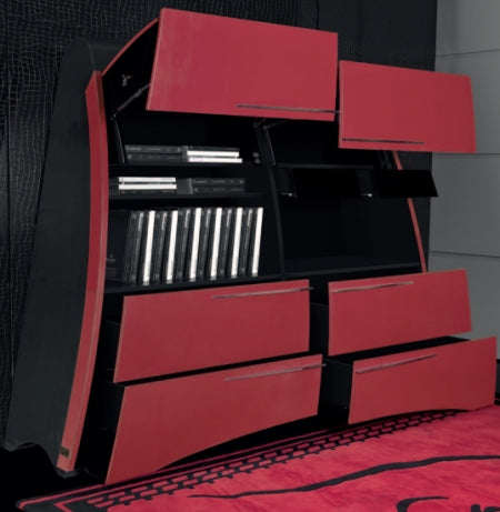 Performance Wall Cabinet - italydesign.com