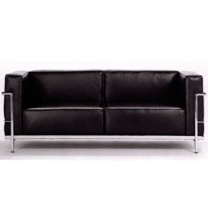 Le Corbusier 2 Seat Sofa Article 922