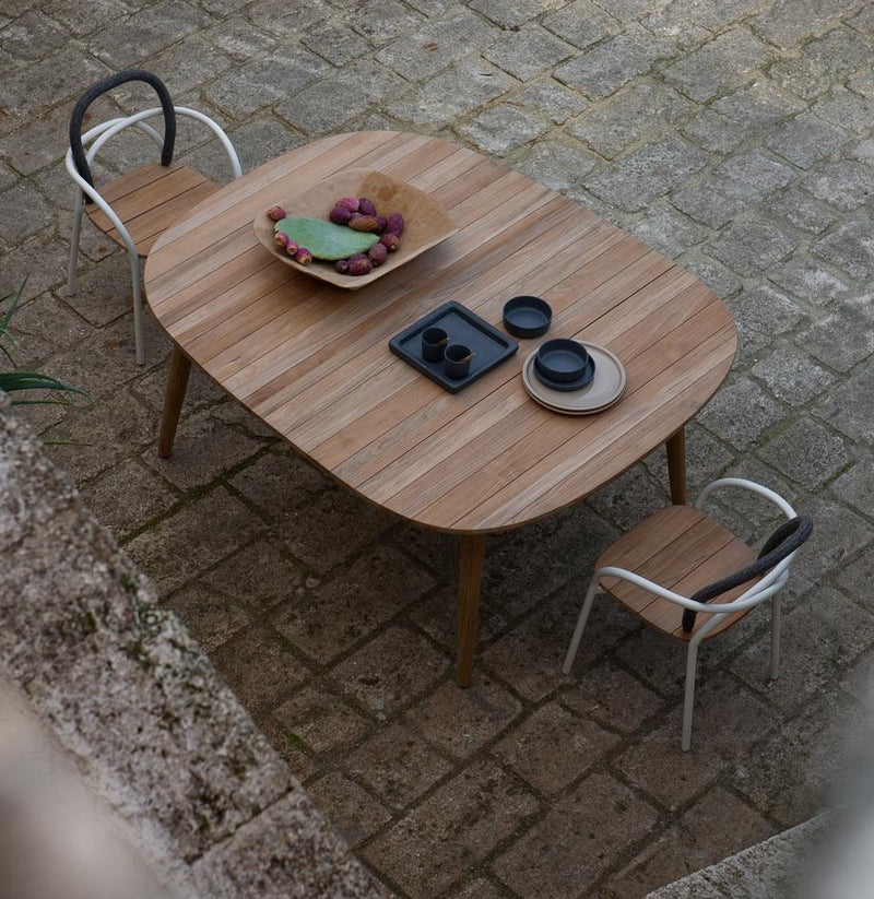 Les Arcs Dining Table - italydesign.com