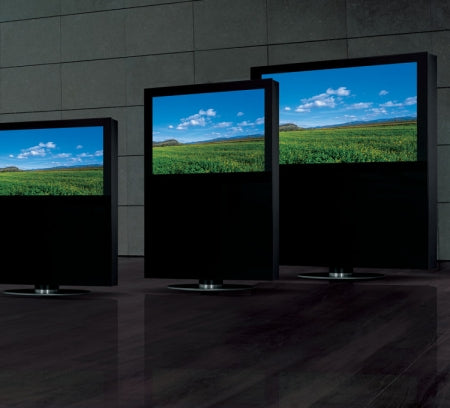 Series of luxury media centers that were made in Italy