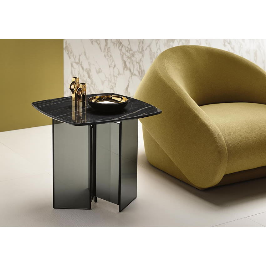 Metropolis Side Table