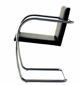 Mies Van Der Rohe Arm Chair Article 238 - italydesign.com