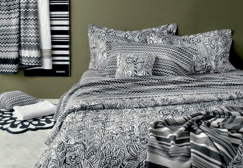 Missoni Bedding Collection - Oz and Ozzy