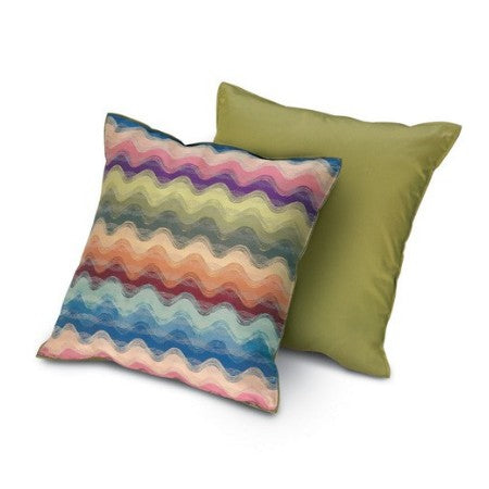 "MissoniHome Pillow Collection - Moga <br />16"" x 16"" - italydesign.com"