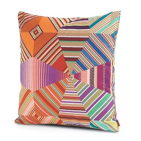 "MissoniHome Pillow Collection - Noceda<br />16"" x 16"" - italydesign.com"