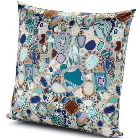 "MissoniHome Pillow Collection - Perpignan <br />24"" x 24"" - italydesign.com"