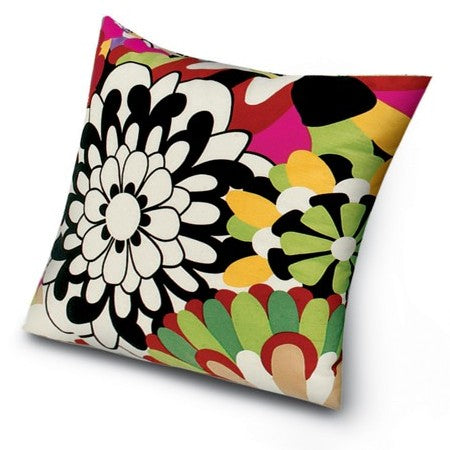 "MissoniHome Pillow Collection - Perpignan <br />24"" x 24"""
