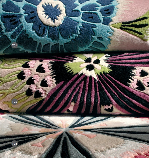 MissoniHome Rug Collection - Botanica - italydesign.com