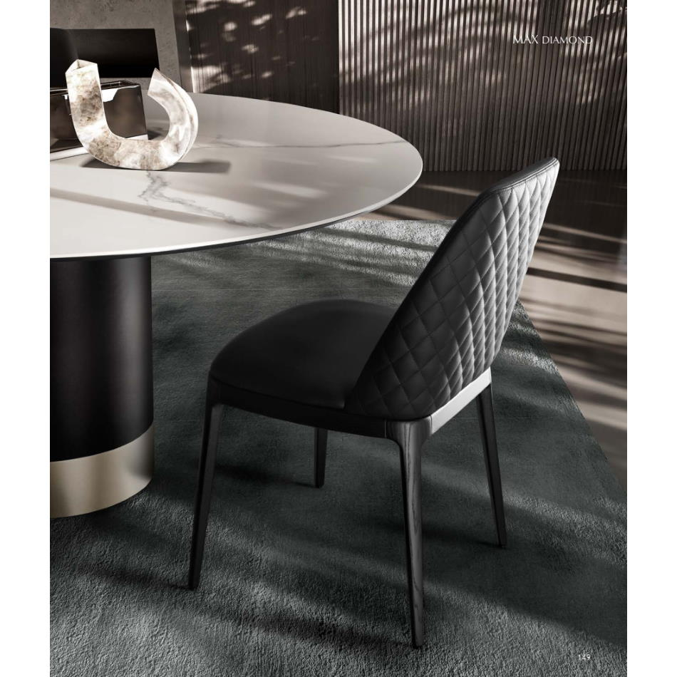 Mona Diamante Side Chair