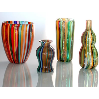 Murano Glass Vases - italydesign.com