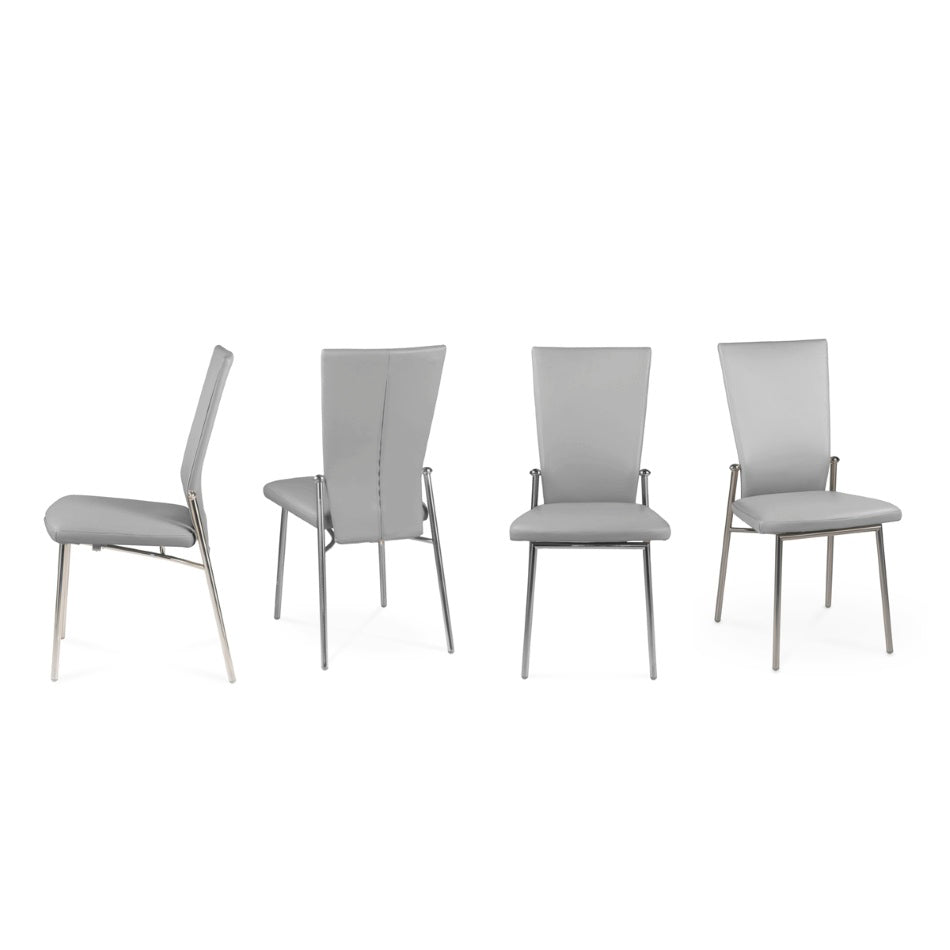 Glisette Side Dining Chair made in Italy by NAOS