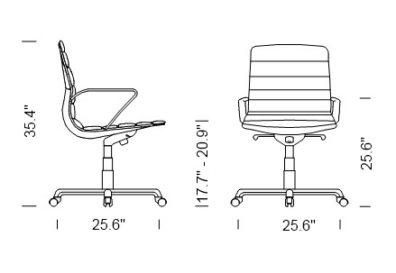 Verona Guest Chair - product specs