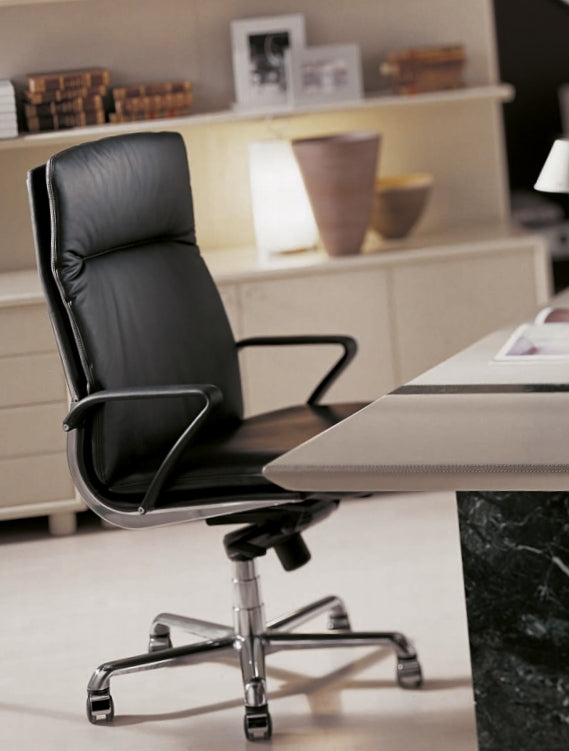 Verona Lux Executive Office Chair - italydesign.com