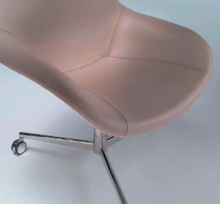 Zenith Pelle Office Chair - italydesign.com