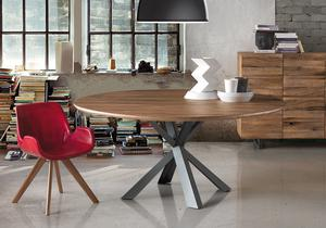 Cortina Round Dining Table
