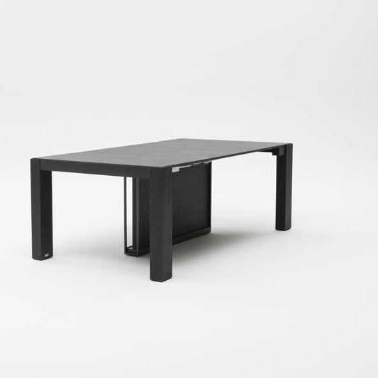 Short configuration of the Ozzio Italia dining table
