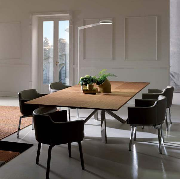 Ozzio Italia wooden table