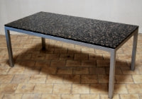 Modern Art Lava Stone Dining Table Collection - italydesign.com