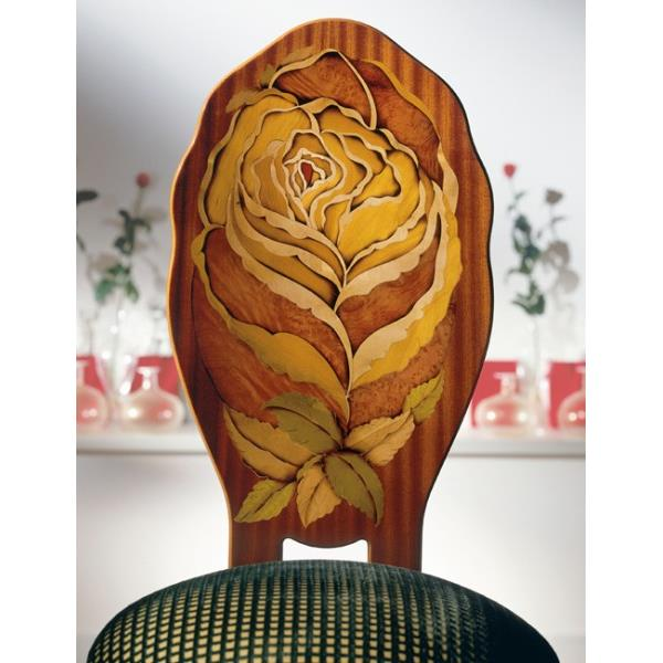 Rose chair S233