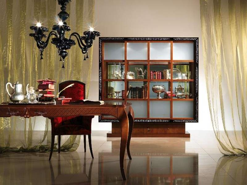 Picture' vitrine bookcase moresque VL19