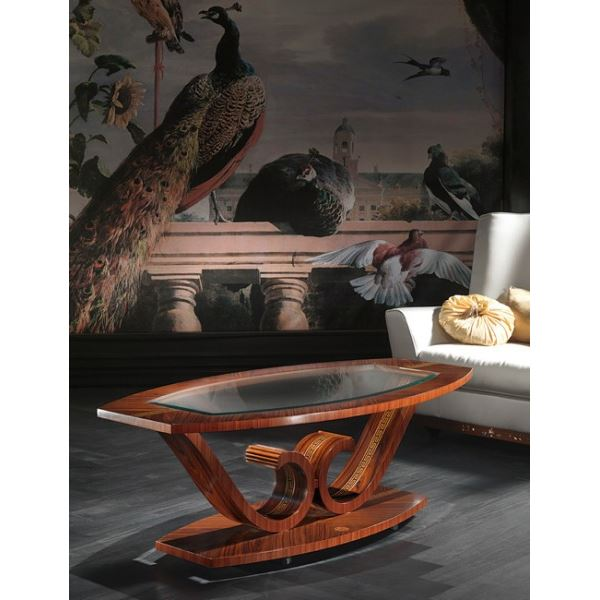 'The Swirls' coffee table TL33
