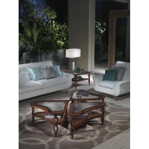 Cloverleaf coffee table TL38/39