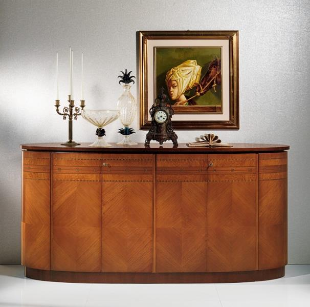 High end  Neoclassical  buffet by Carpanelli
