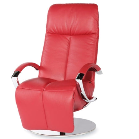 red recliner chair from Europe
