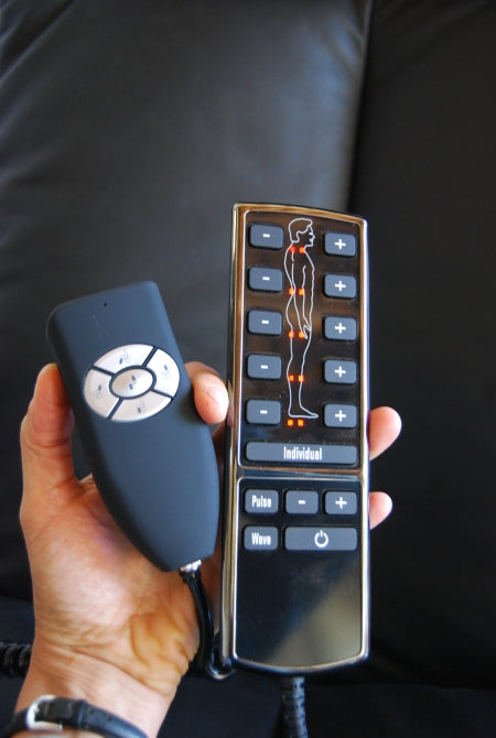 remotes for leather luxury recliner