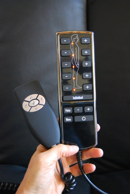 remote for massage chair