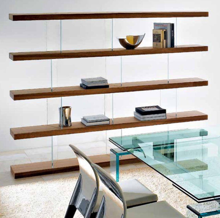 Tango Libreria Collezione - High end wall system by Reflex made in Italy