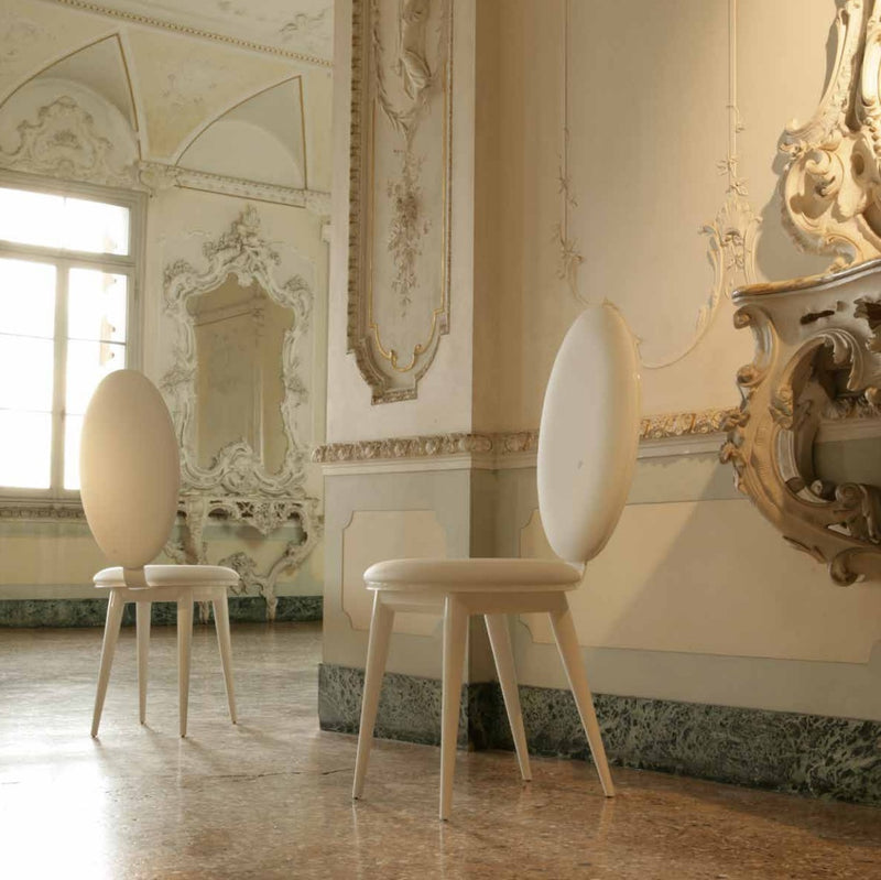 Bastide Collection formal italian dining chairs