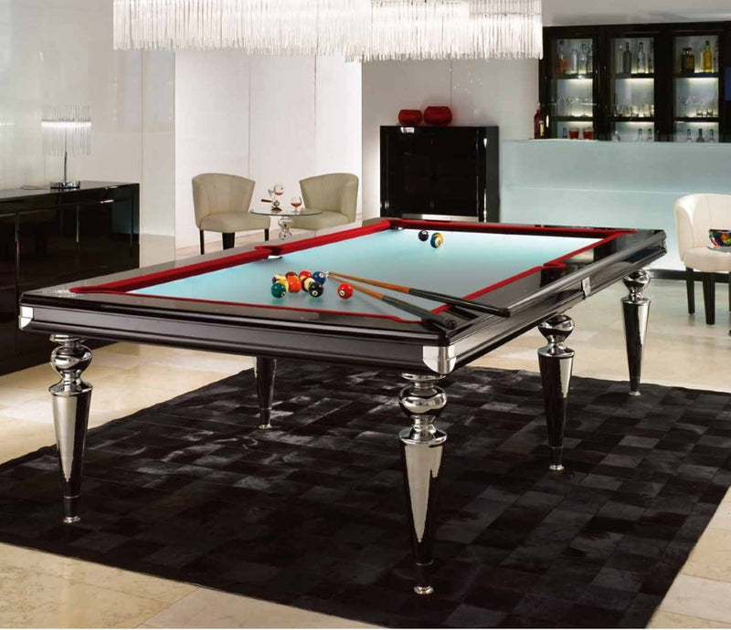 Bill - Reflex  pool table imported by Italydesign