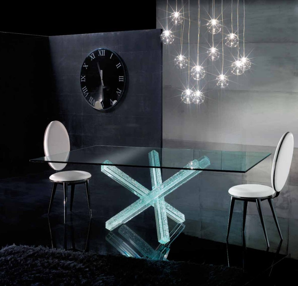Transeo 72 Craquele Table - italydesign.com