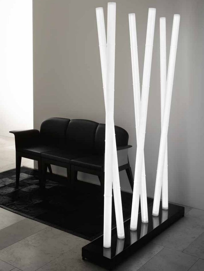 Bamboo Floor Lamp - Modern Furniture | Contemporary Furniture - italydesign