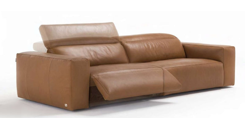 HD Reclining Sofa - Leather Sectional/ Sofa  with recliners by Egoitaliano made in Italy