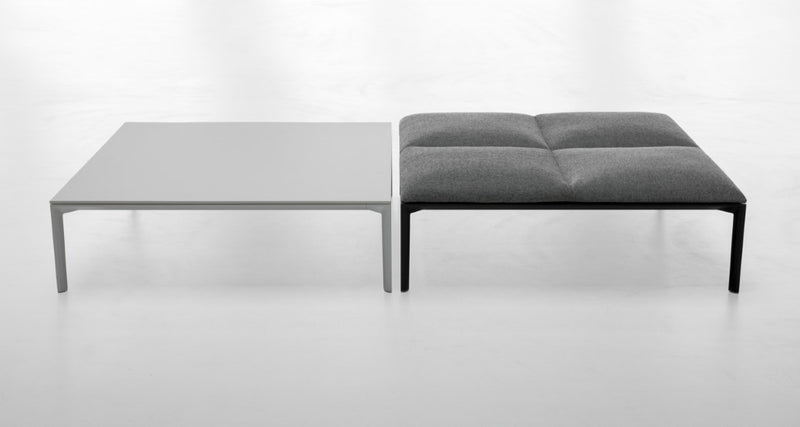 ADD Modular Sofa System - two flat sofa benches